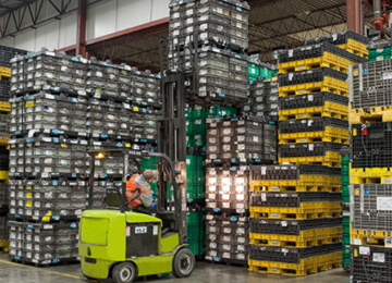 Returnable Inventory